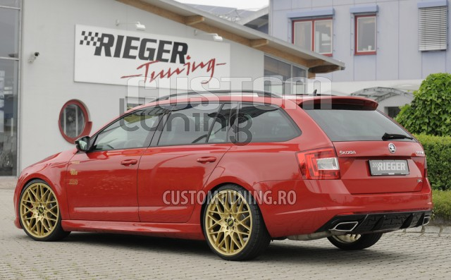 diffuser rieger diffuser skoda octavia iii rs skoda. Black Bedroom Furniture Sets. Home Design Ideas