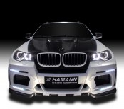 Wide Body kit BMW X6 M E71 Hamann Tycoon EVO, Hamann