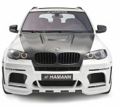 Wide Body kit BMW X5 M E70 Hamann Flash, Hamann