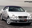 Body kit Expression Mercedes CLK W208